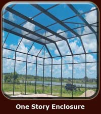 One Story Enclosure